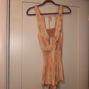 Winston White Lima Romper - New with tags